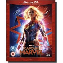 Captain Marvel [2D+3D Blu-ray]