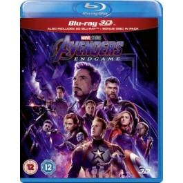 Avengers: Endgame [2D+3D Blu-ray]