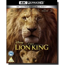 The Lion King [4K UHD+Blu-ray]
