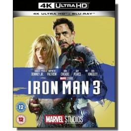 Iron Man 3 [4K Ultra HD+ Blu-ray]