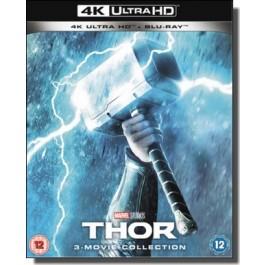 Thor: 3-movie Collection [3x 4K UHD+ Blu-ray]