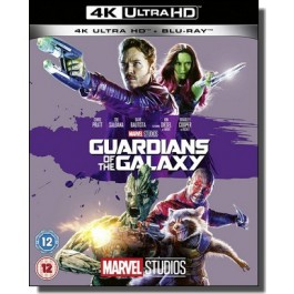 Guardians of the Galaxy [4K UHD+Blu-ray]