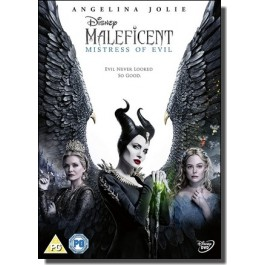 Maleficent: Mistress of Evil [DVD]