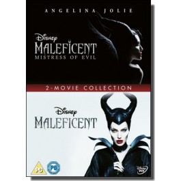 Maleficent: 2-movie Collection [2DVD]
