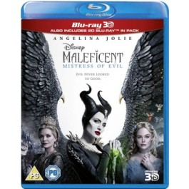 Maleficent: Mistress of Evil [2D+ 3D Blu-ray]