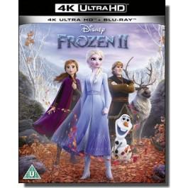 Frozen II [4K UHD + Blu-ray]