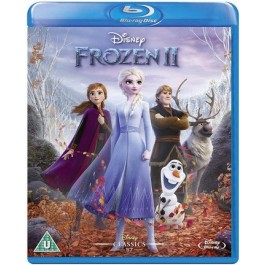 Frozen II [Blu-ray]