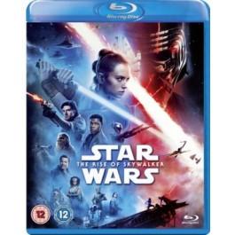 Star Wars: Episode IX - The Rise of Skywalker [Blu-ray]