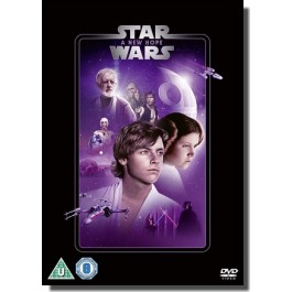 Star Wars Episode IV: A New Hope [DVD]