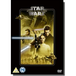 Star Wars Episode II: Attack of the Clones [DVD]