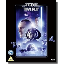 Star Wars Episode I: The Phantom Menace [Blu-ray]