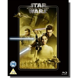 Star Wars Episode II: Attack of the Clones [Blu-ray]