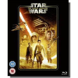 Star Wars Episode VII: The Force Awakens [Blu-ray]