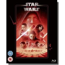 Star Wars Episode VIII: The Last Jedi [Blu-ray]