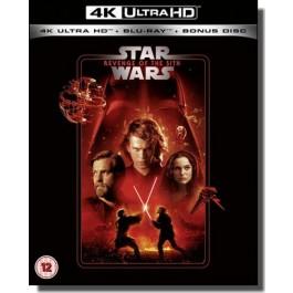 Star Wars Episode III: Revenge of the Sith [4K UHD+ Blu-ray]