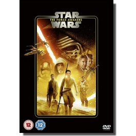 Star Wars Episode VII: The Force Awakens [DVD]