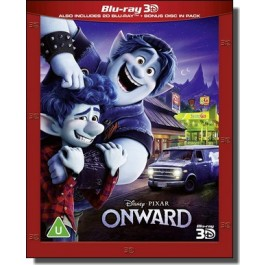 Onward [2D+3D Blu-ray]