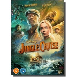 Jungle Cruise [DVD]
