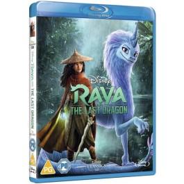 Raya and the Last Dragon [Blu-ray]