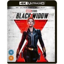 Black Widow [4K Ultra HD + Blu-ray]