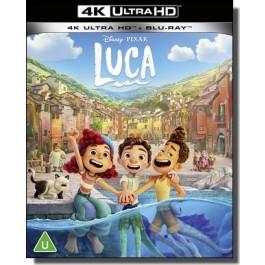 Luca [4K Ultra HD + Blu-ray]