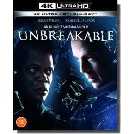 Unbreakable [4K Ultra HD + Blu-ray]