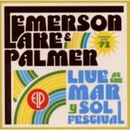 Live At Mar Y Sol Festival '72 [CD]