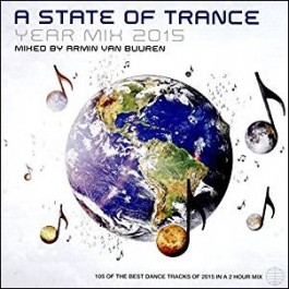 A State of Trance: Year Mix 2015 [2CD]