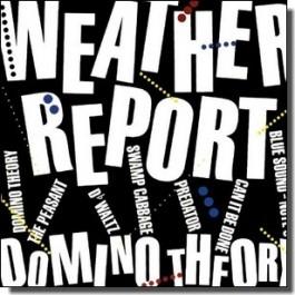 Domino Theory [CD]