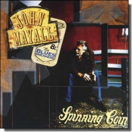 Spinning Coin [CD]