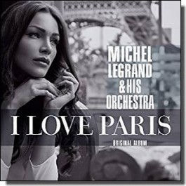 I Love Paris [CD]