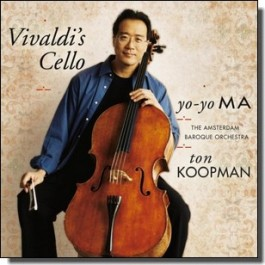 Vivaldi's Cello [2LP]
