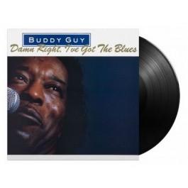 Damn Right, I've Got the Blues [LP]