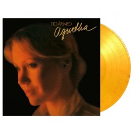 Tio Ar Med Agnetha [Coloured Vinyl] [LP]