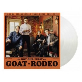 Not Our First Goat Rodeo [Coloured Vinyl] [LP]