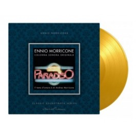 Nuovo Cinema Paradiso [Coloured Vinyl] [LP]