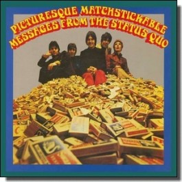 Picturesque Matchstickable Messages from the Status Quo [2LP]