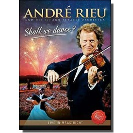 Shall We Dance?: Live In Maastricht 2019 [DVD]