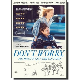 Don't Worry, He Won't Get Far on Foot [DVD]