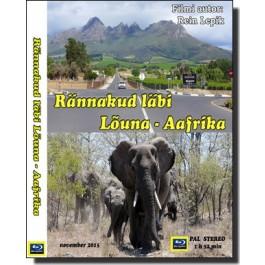 Rännakud läbi Lõuna-Aafrika [Blu-ray]