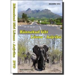 Rännakud läbi Lõuna-Aafrika [DVD]