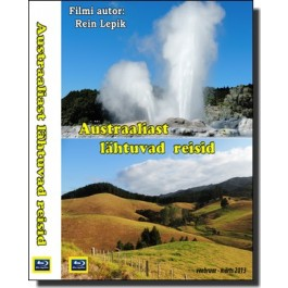 Austraaliast lähtuvad reisid [Blu-ray]