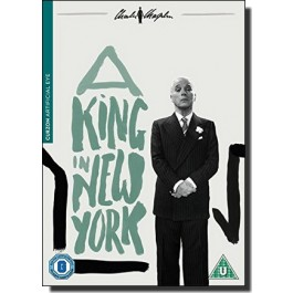 A King In New York [DVD]