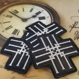 Tikitud embleem - Sümbol | Embroidered emblem - Symbol (1 tk)