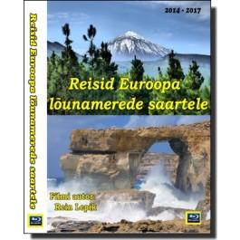 Reisid Euroopa lõunamere saartele [Blu-ray]
