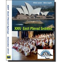 XXIV Eesti päevad Sydneys [Blu-ray]