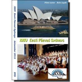 XXIV Eesti päevad Sydneys [DVD]