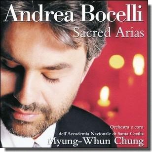 Sacred Arias [CD]