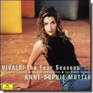 Vivaldi: The Four Seasons   Tartini: Devil's Trill [CD]