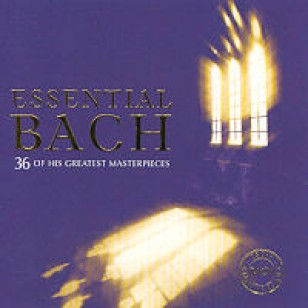 Essential Bach: 36 His Greatest Masterpieces [2CD]
